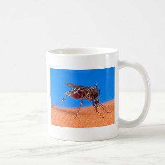 Bita för mygga kaffemugg