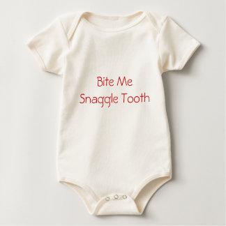 Bita mig den Snaggle tanden Sparkdräkter