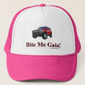 Bita mig Gaia Truckerkeps