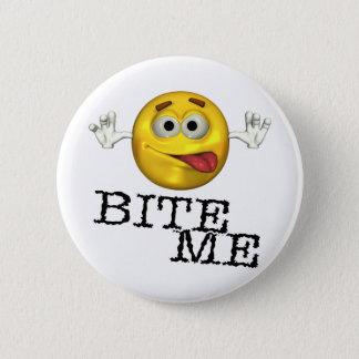 Bita mig! standard knapp rund 5.7 cm