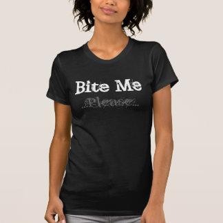 Bita mig tee shirts