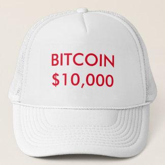 Bitcoin $10.000 hatt truckerkeps