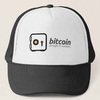 Bitcoin älskare truckerkeps