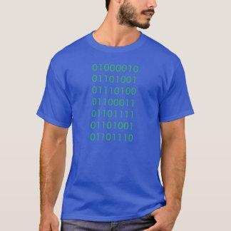 Bitcoin binär skjorta tee shirts