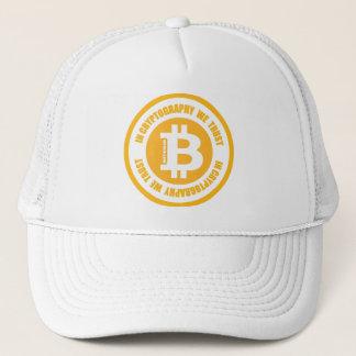 Bitcoin i kryptografi som vi litar på keps