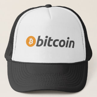 Bitcoin logotyp keps