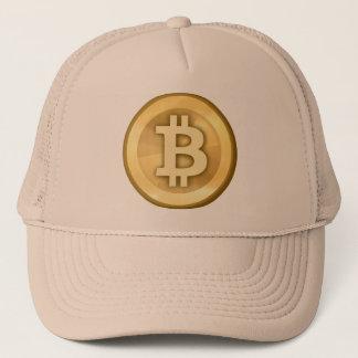 Bitcoin logotyptruckerkeps truckerkeps