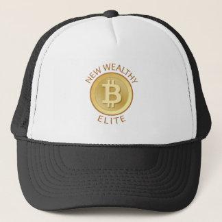 Bitcoin - ny förmögen elit keps