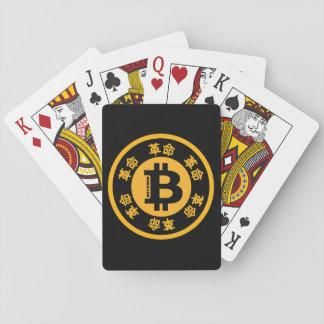 Bitcoin revolution (den kinesiska versionen) casinokort