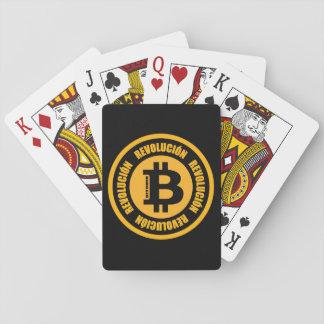 Bitcoin revolution (den spanska versionen) spelkort