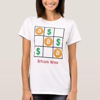 Bitcoin segrar tee shirt