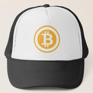Bitcoin skjorta keps