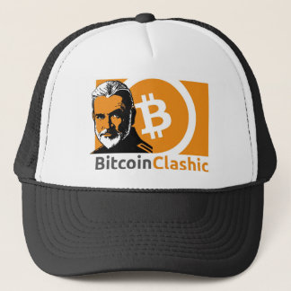 Bitcoin Truckerkeps