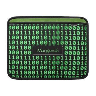 Bitmönster Sleeve För MacBook Air