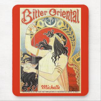 """""""Bitter orientalisk"""" mousepad för vintage Musmatta"""