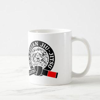 BJJ - Brasiliansk Jiu-Jitsu kämpe Kaffemugg