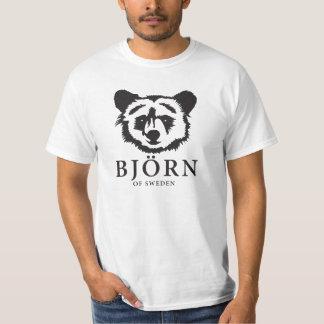 Björn av sverigen t shirt