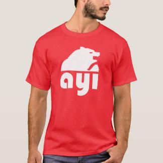Björn för turk (Ayı) S Tee Shirt