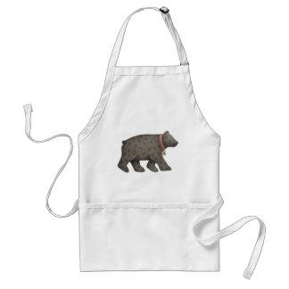 Björn - förkläde