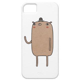 Björn med hatten iPhone 5 cover