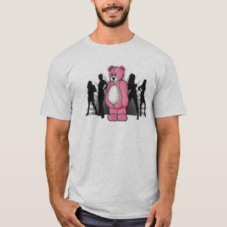 Björn som älskar uppmärksamheten tshirts
