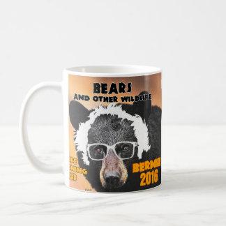 Björnar för Bernie Kaffemugg