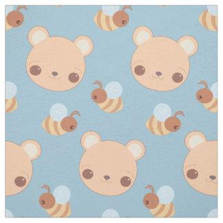 Björnar och bina tyg