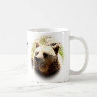 Björnmugg Kaffemugg