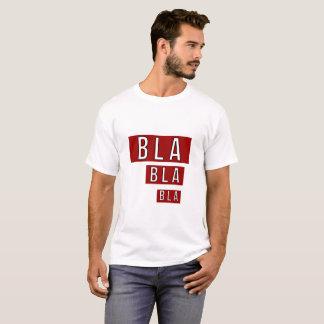 Bla Bla röda Bla Tröjor