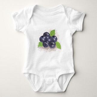 blåbär t-shirt