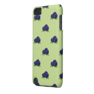 blåbärmönsteriPod handlag 5g iPod Touch 5G Fodral