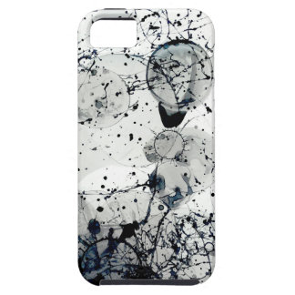 Bläck bubblar iPhone 5 Case-Mate skydd
