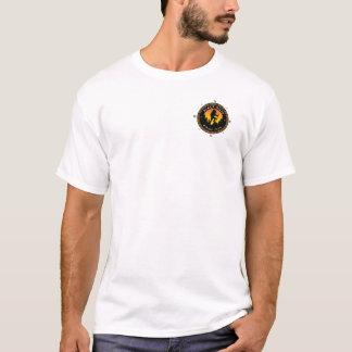 Black Hills som fotvandrar klubben T-shirt