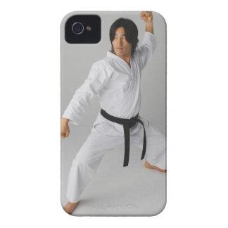 Blackbelt i på klar Stance iPhone 4 Hud