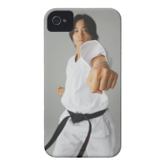 Blackbelt slå iPhone 4 Case-Mate case