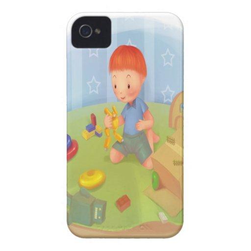 blackberry curvefodral iPhone 4 case