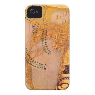 Blackberry fodral för vintage för Gustav Klimt Hyd