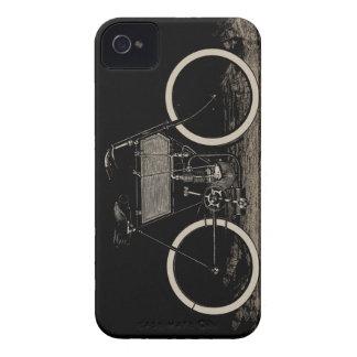 Blackberry fodral för vintagecykelmotorcykel