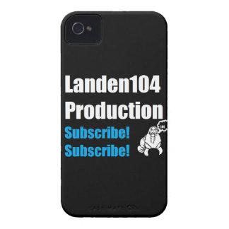 Blackberry fodral Landen104