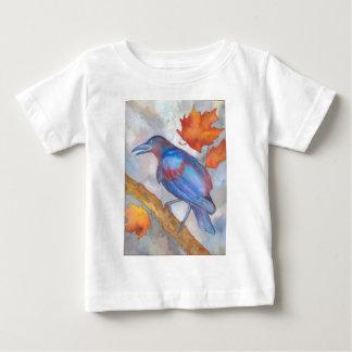 Blackbird i stormen tee shirt