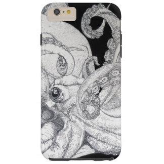 Bläckfisk för djupt hav tough iPhone 6 plus skal