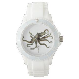 """Bläckfisk """"för undra värld"""" - armbandsur"""