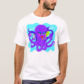 Bläckfisk T-shirts