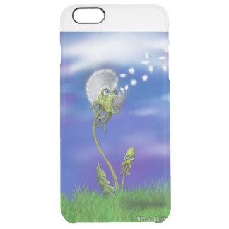 Bläckfiskdrömmar Clear iPhone 6 Plus Skal