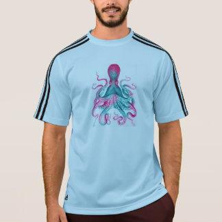 Bläckfiskillustrationen - vintage - kraken t shirts