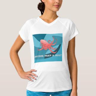Bläckfiskkramshirt. T-shirts