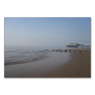 Blackpool strand bordsnummer