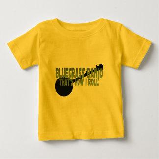BlågräsBanjo. Det är hur jag rullar T Shirts