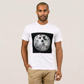 Blak måneskjorta t shirts