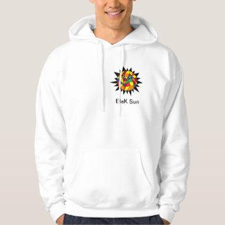 BlaK sol Sweatshirt Med Luva